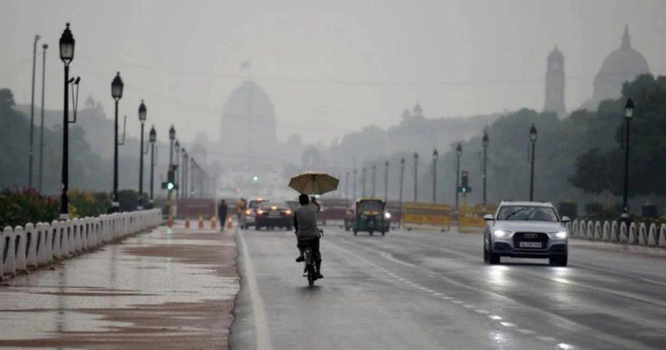 Delhi RAINS SOCIAL