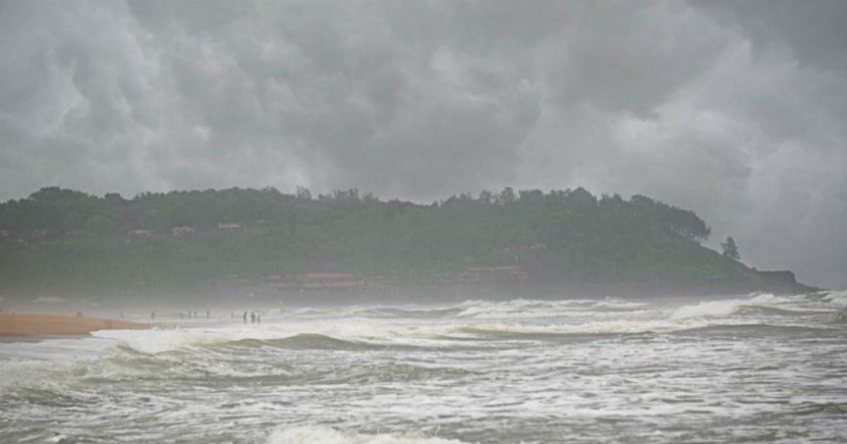Goa Rains