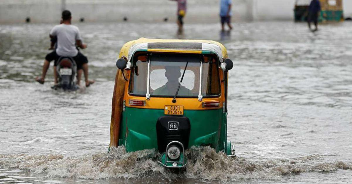 Gujarat Rainfall Performance