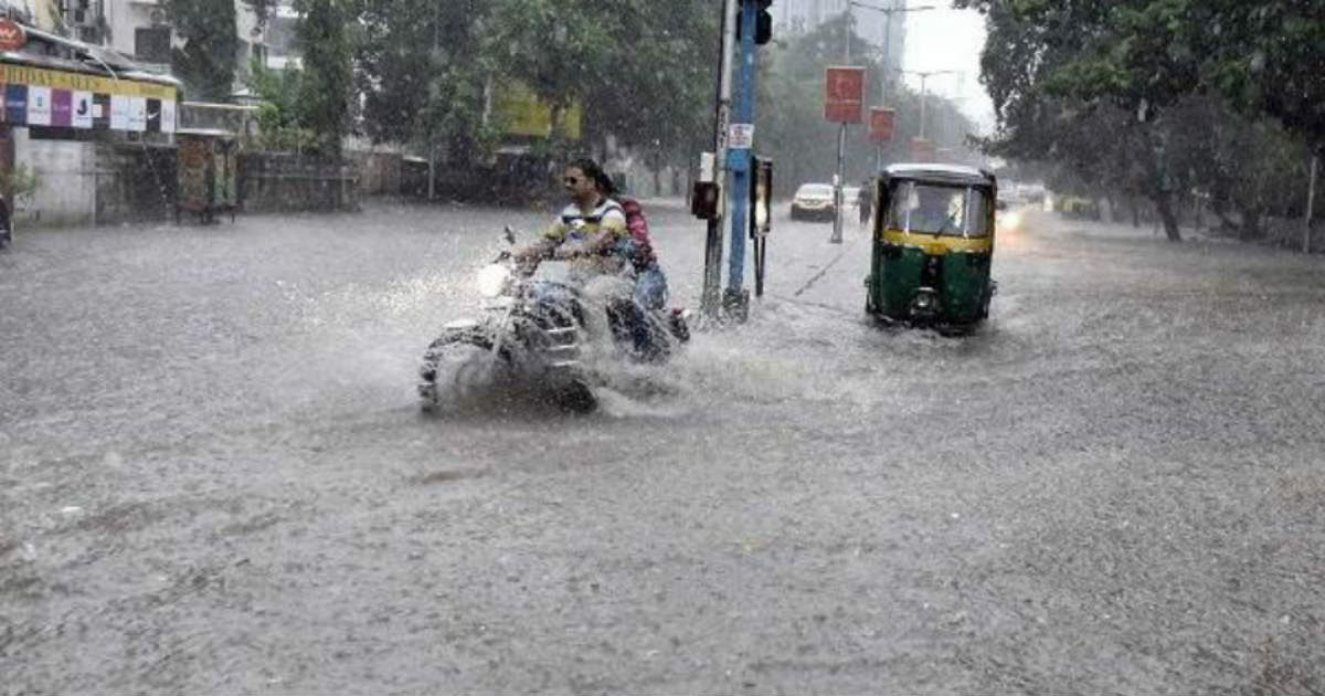 Gujarat Rains: Heavy rains all set to lash Veraval, Somnath, Porbandar, Okha, Jamnagar, Rajkot - Skymet Weather