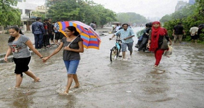 Gujarat rainfall