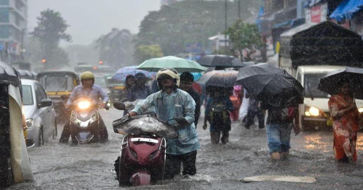 Jharkhand rain