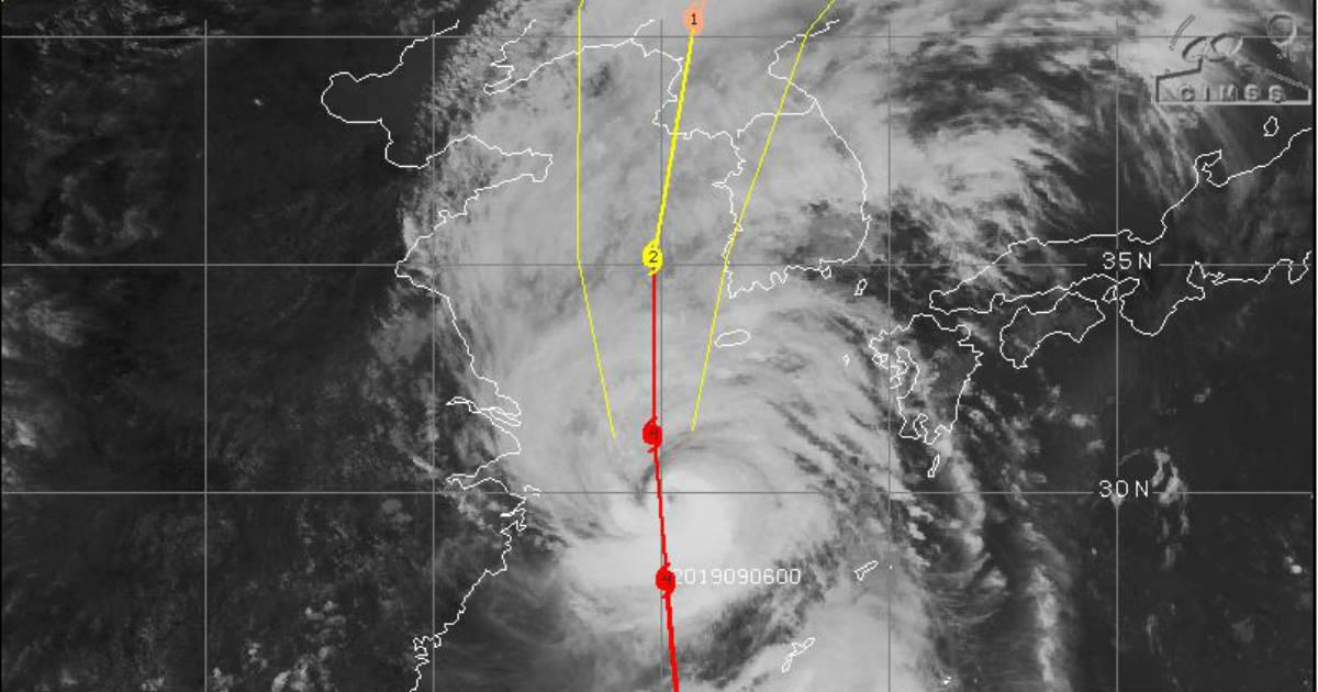 Typhoon Lingling