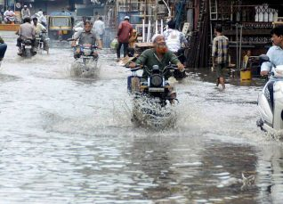 Madhya Pradesh rains