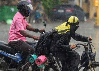 Maharashtra rain update social