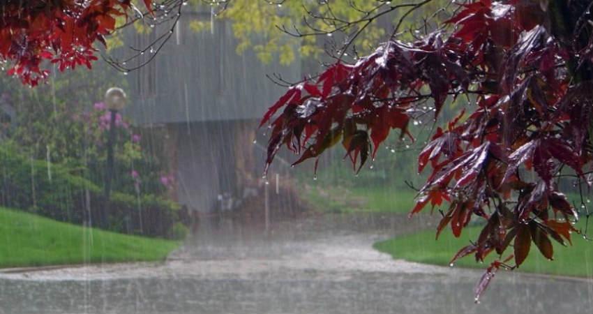 Monsoon Rains in September