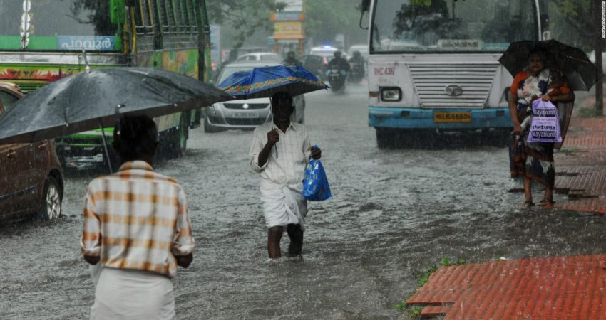 Monsoon 2019 Withdrawal