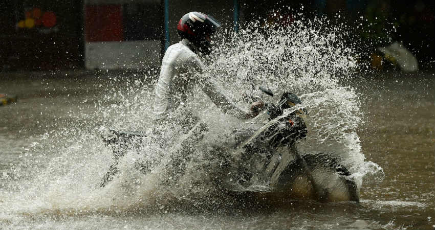 Monsoon in India 2019