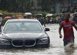 Mumbai Rain Alert