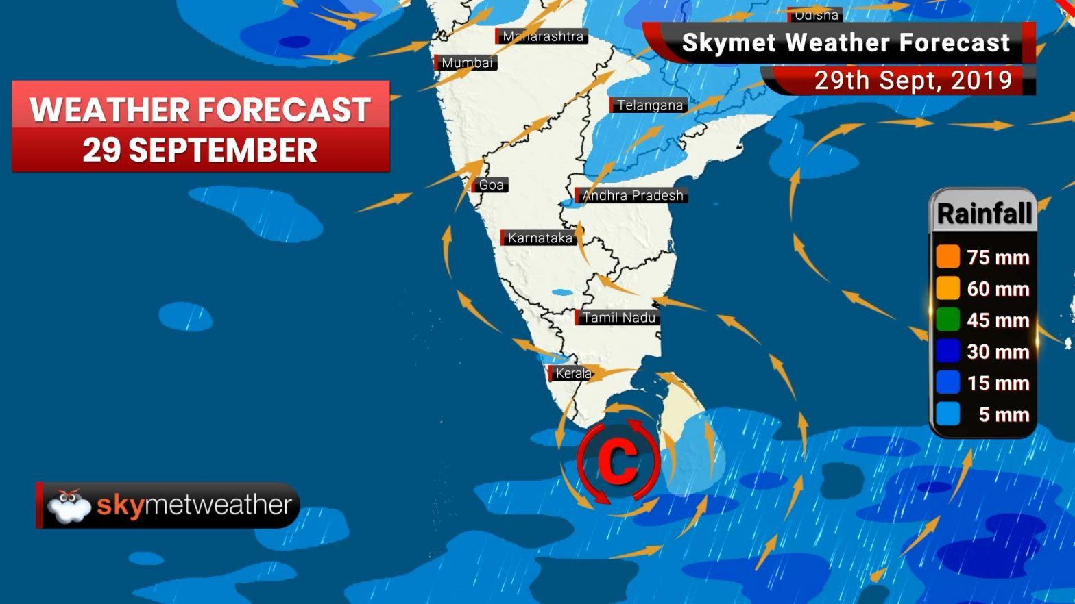 Weather Forecast Sept 29: Patna, Bhagalpur, Purnea, Gwalior, Ahmedabad, Vadodara to see heavy rain