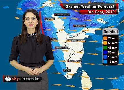Weather Forecast Sep 8: Rains ahead for Maharashtra coast, Gujarat, Madhya Pradesh