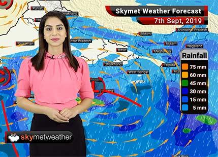 Weather Forecast Sep 7: Rain in Nagpur, Indore, Dwarka, Surat, Udaipur, Mumbai