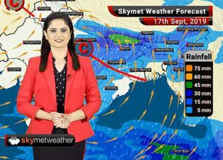 Weather Forecast Sept 17: Light rains in Mumbai and Pune, moderate in Nagpur