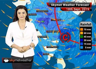 Weather Forecast Sept 18: Warm and humid weather in Delhi, moderate rain in Lucknow, Prayagraj
