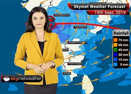 Weather Forecast Sept 19: Heavy rains to lash Mumbai, Nashik, Pune, Active Monsoon conditions over West Coast