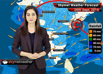 Weather Forecast Sept 20: Heavy rains likely in Gujarat, Maharashtra and Madhya Pradesh