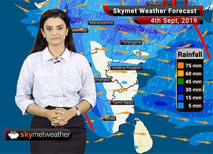 Weather Forecast Sep 4: Heavy rains to lash Nagpur, Kochi, Kannur, Mangaluru, Karwar and Goa