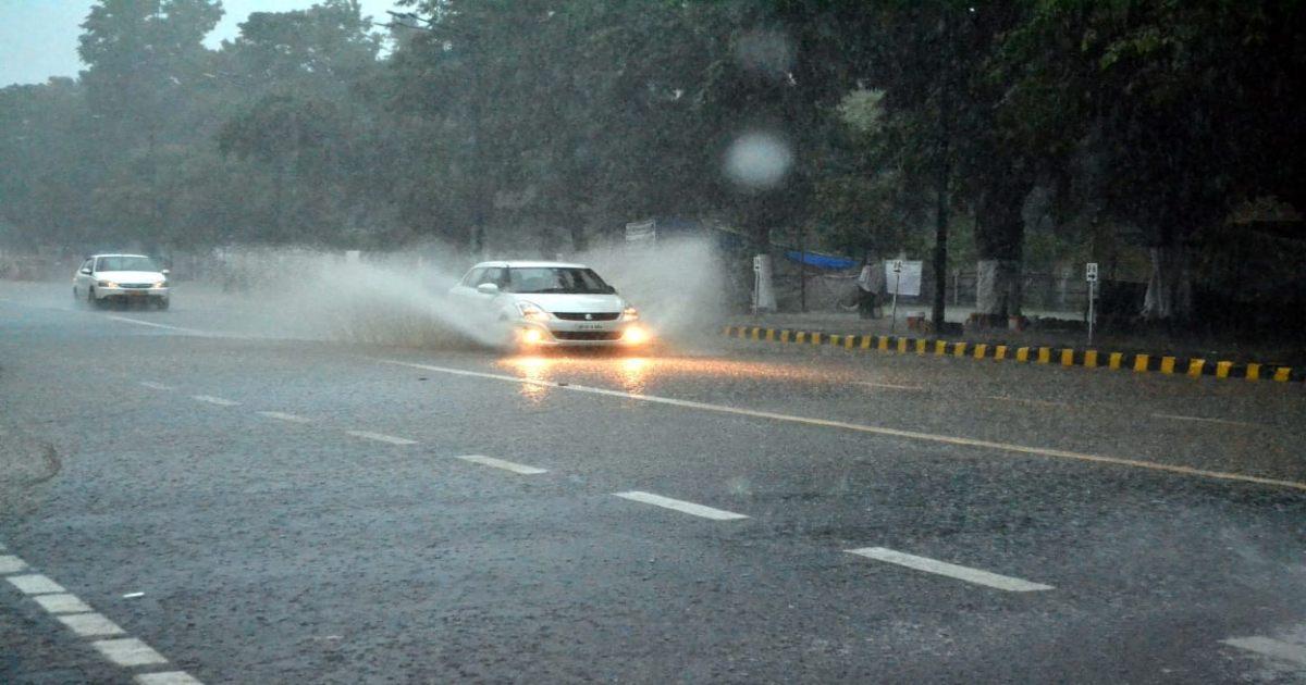 Odisha Rains