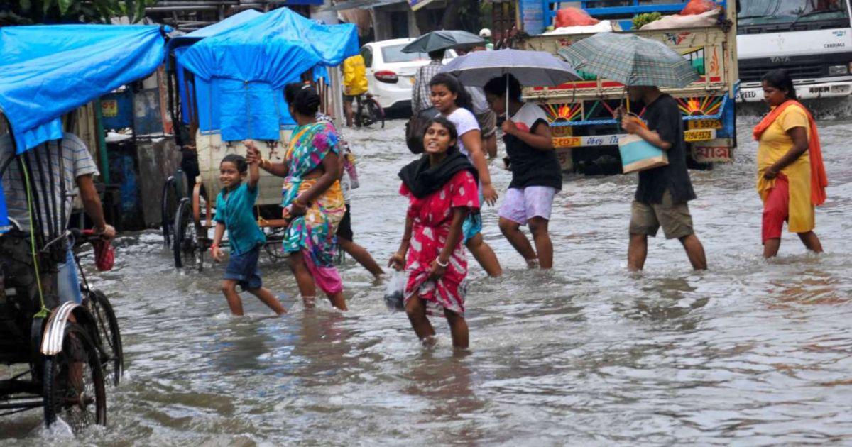 Odisha and West Bengal rain