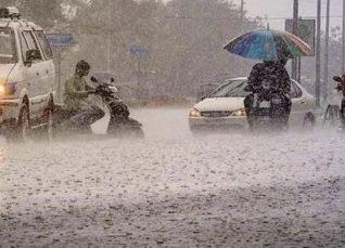Odisha and Chhattisgarh Rains