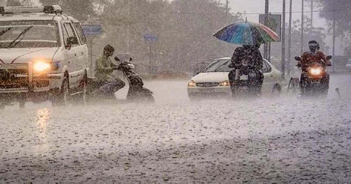Odisha and Chhattisgarh Rains