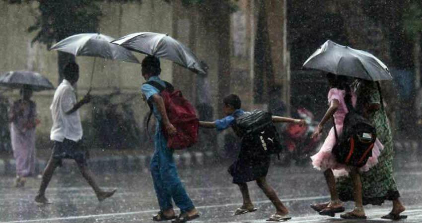 Rain in Chhattisgarh