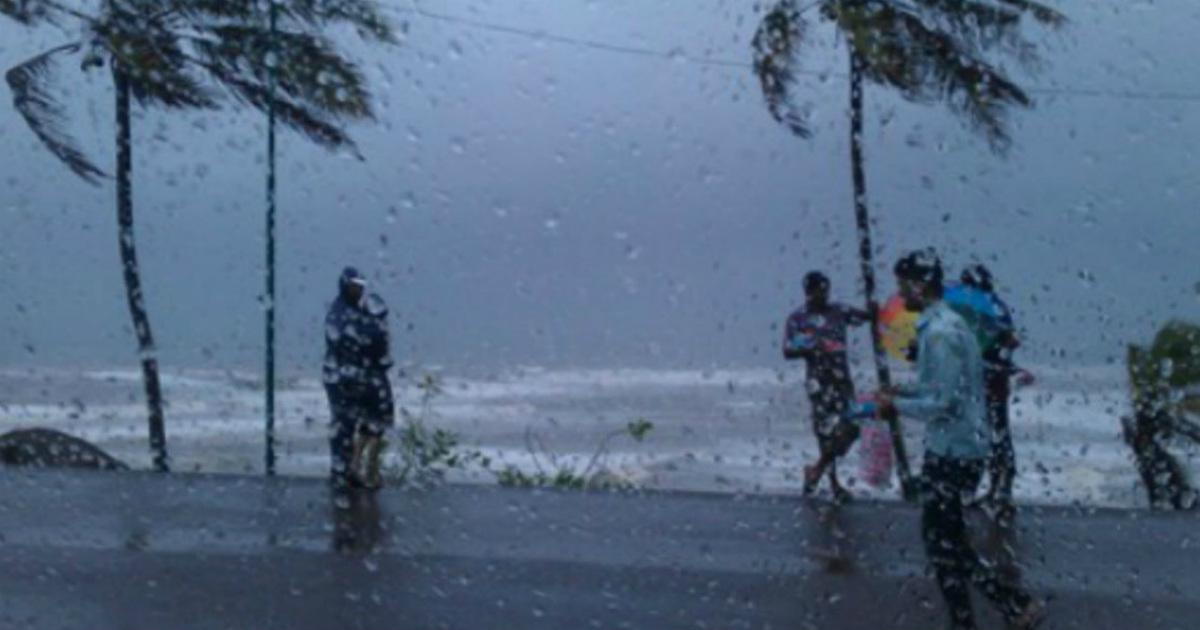 Rain in Karnataka social