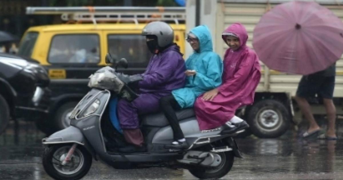 Rain in Nashik
