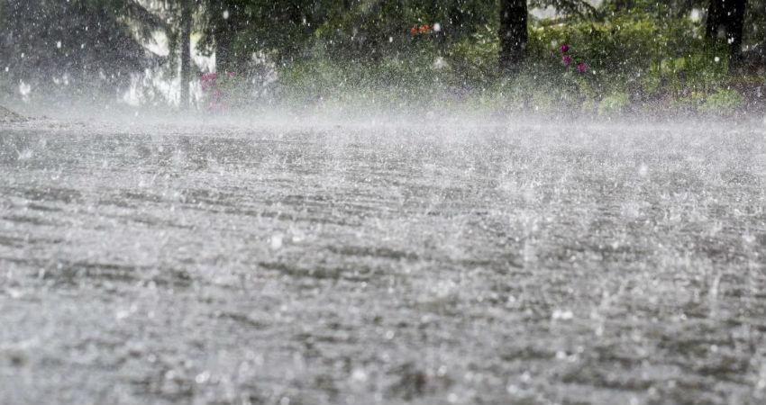 Rain in Sri lanka