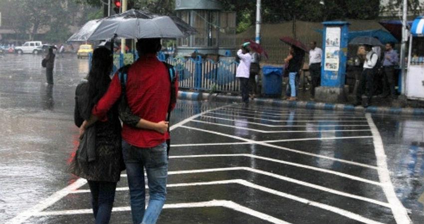 Rain in West Bengal