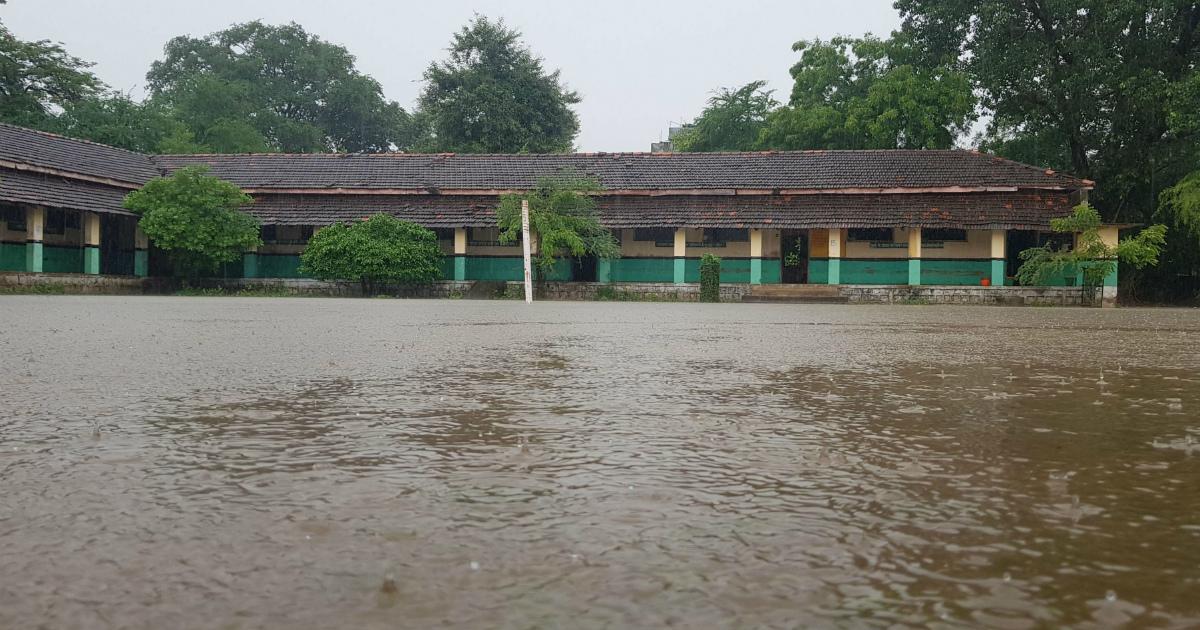 Rain in hoshangabad
