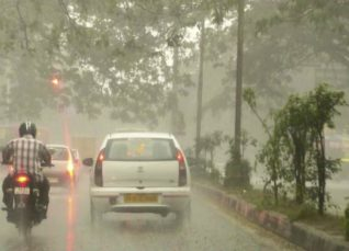 Rain in Andhra Pradesh and Telangana