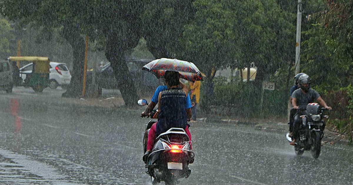 Rain in MP and Chhattisgarh