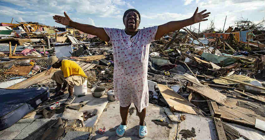 Hurricane Dorian and Climate Change