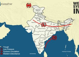 Weather Forecast for September 18 Across India