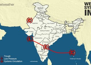 Weather Forecast for September 21 Across India