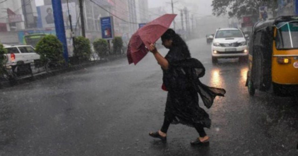 Pune heavy Rains