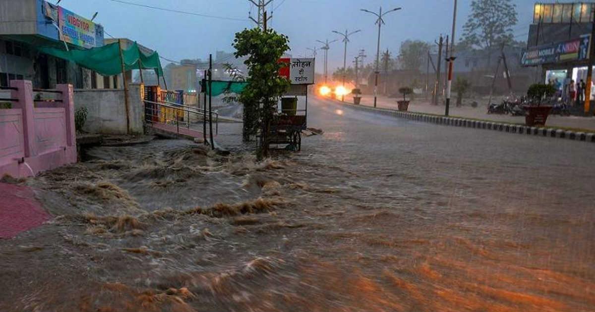 Ahmedabad Heavy Rains