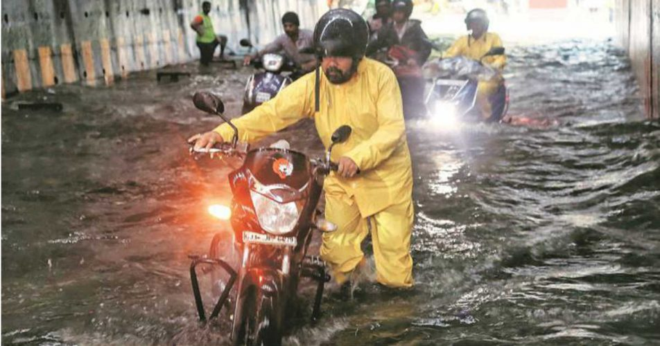 Mumbai Waterlogging
