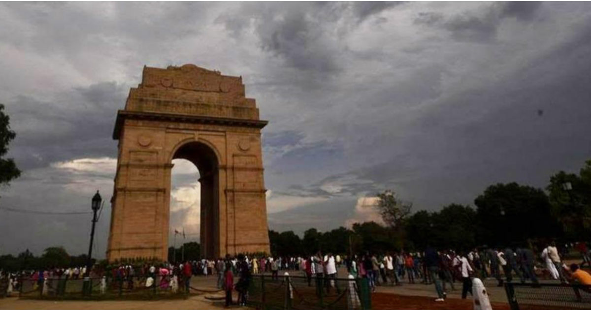 Sultry Delhi