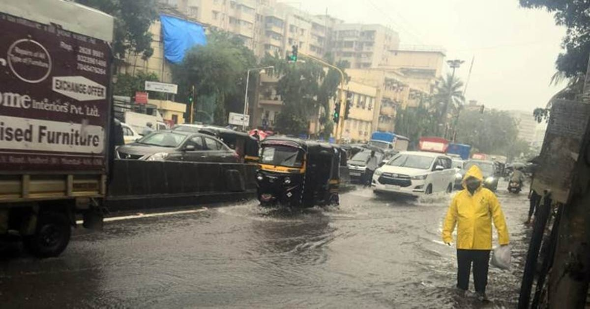 mumbai rains 26 sep