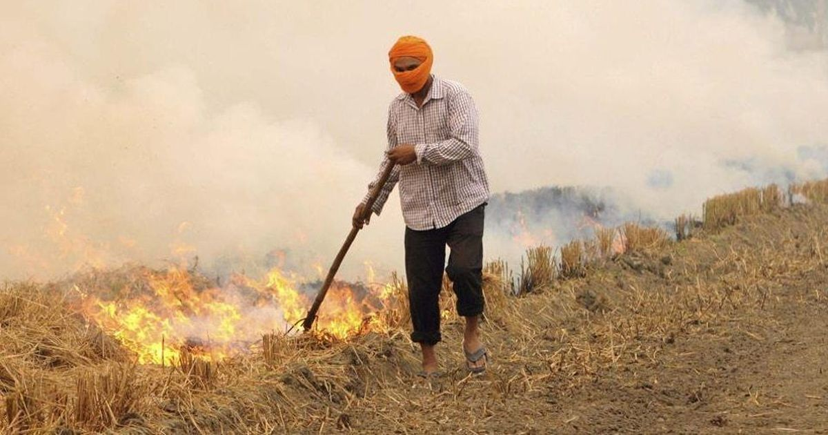 Stubble Burning and Delhi Pollution