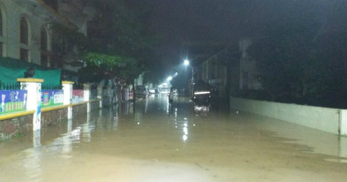 Bengaluru Floods