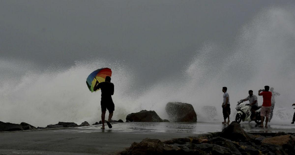 Heavy rain Nashik