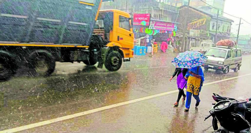 Northeast Monsoon 2019 rain