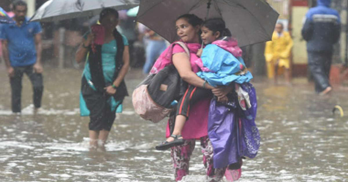 Depression to give rain over East and Central India
