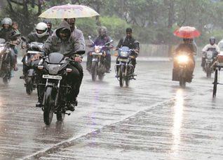 Mumbai Rains and weather