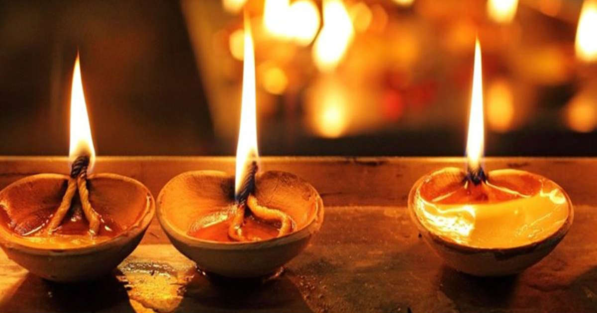 Weather on Diwali 2019