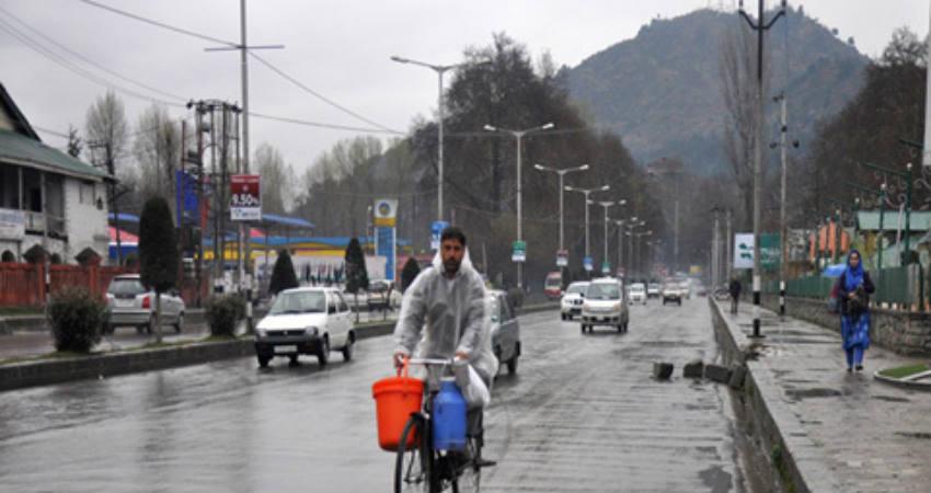 Kashmir Rains