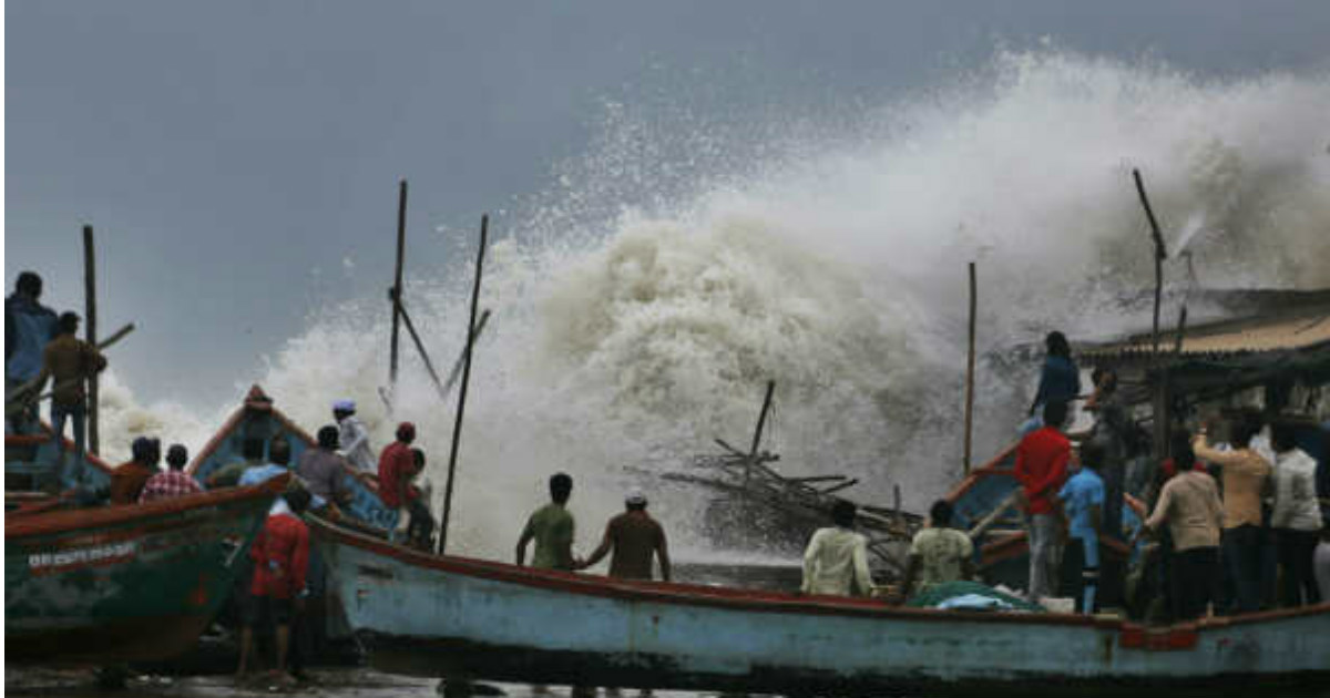 MahaCyclone